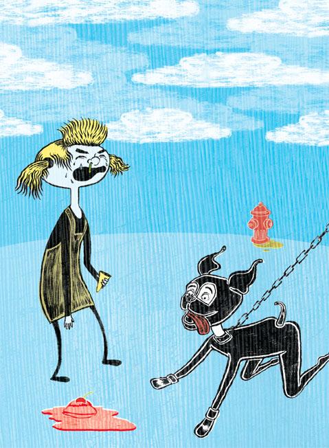 Illustration by Marco Paravani