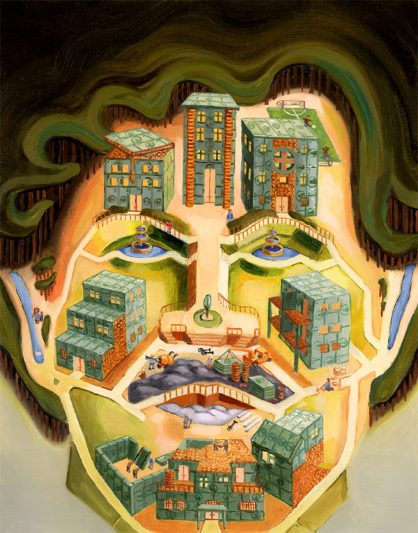 Illustration by Marie Cherniy