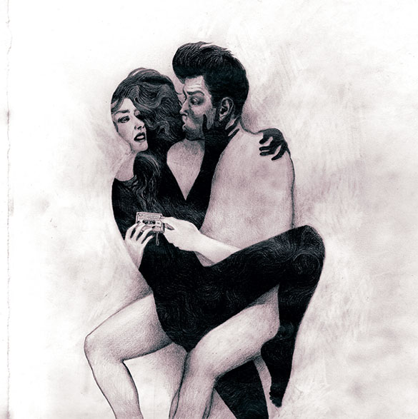 Illustration by Mark Bath