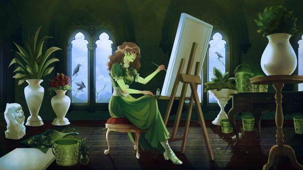 Illustration by Marla Menendez Posada