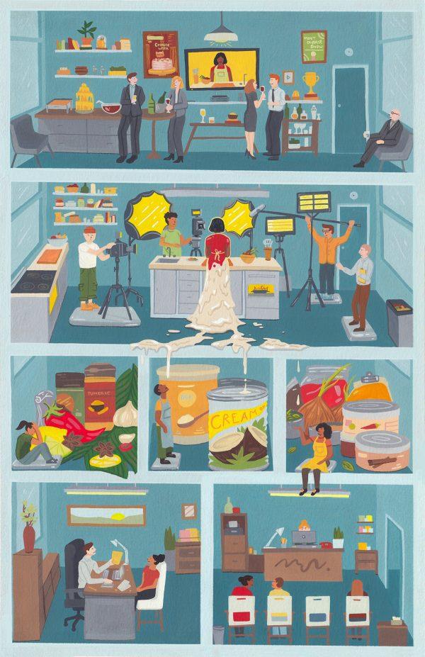 Illustration by Meegan Lim