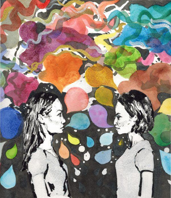 Illustration by Melody Yuan