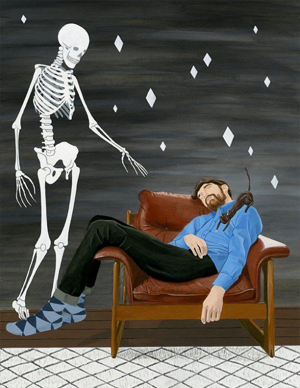 Illustration by Mia Viva