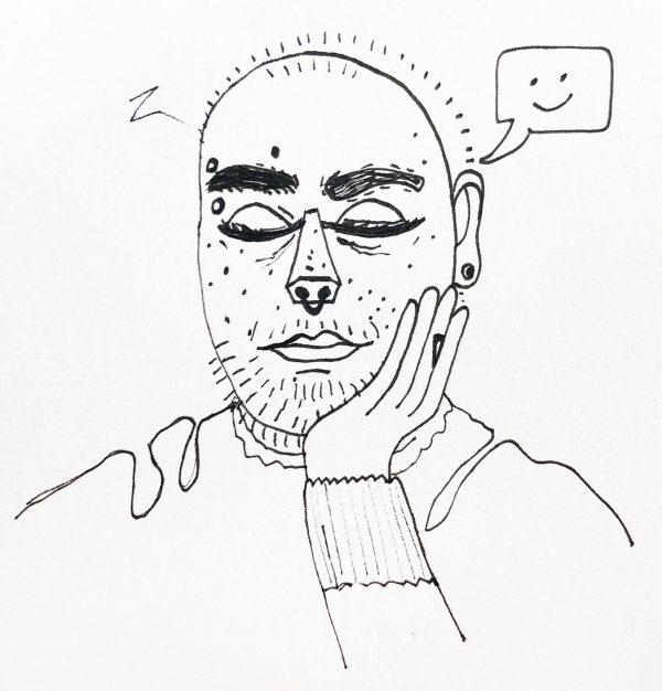 Illustration by Michael Thompson