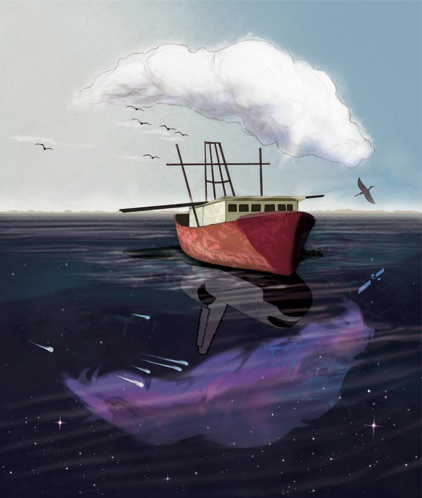 Illustration by Mireille Osbourne