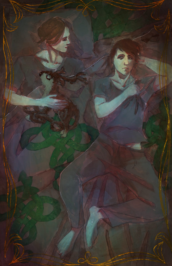 Illustration by Nancy Zhang