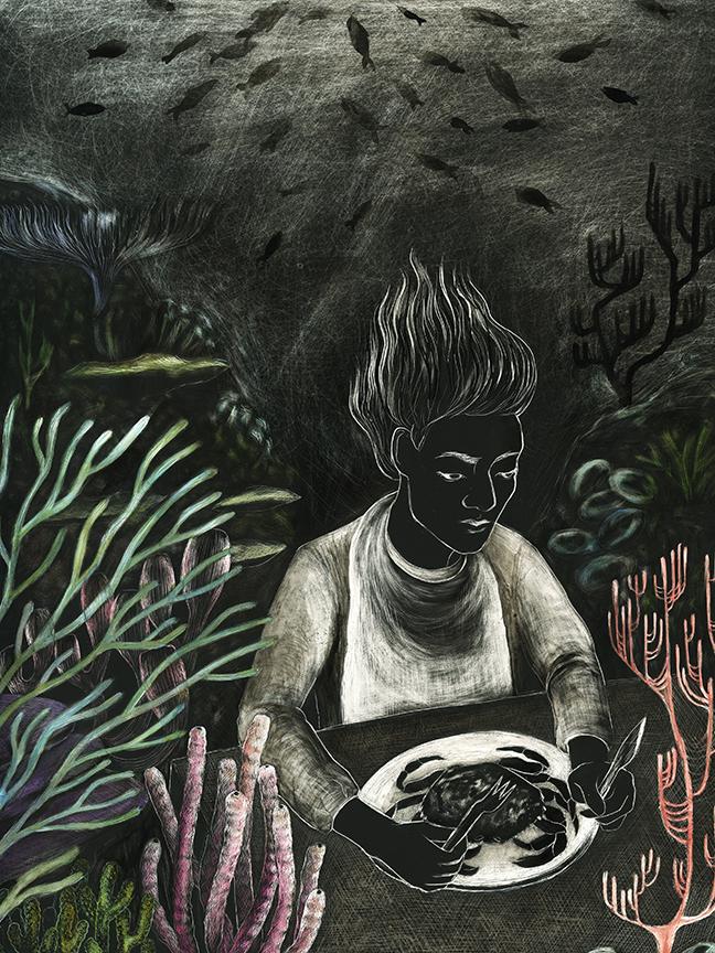 Illustration by Naomie Hadida