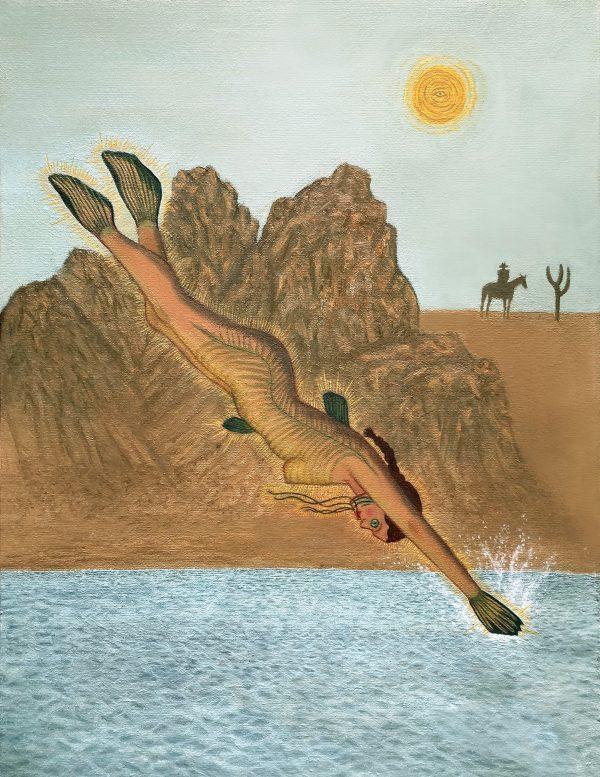 Illustration by Rebecca Michie