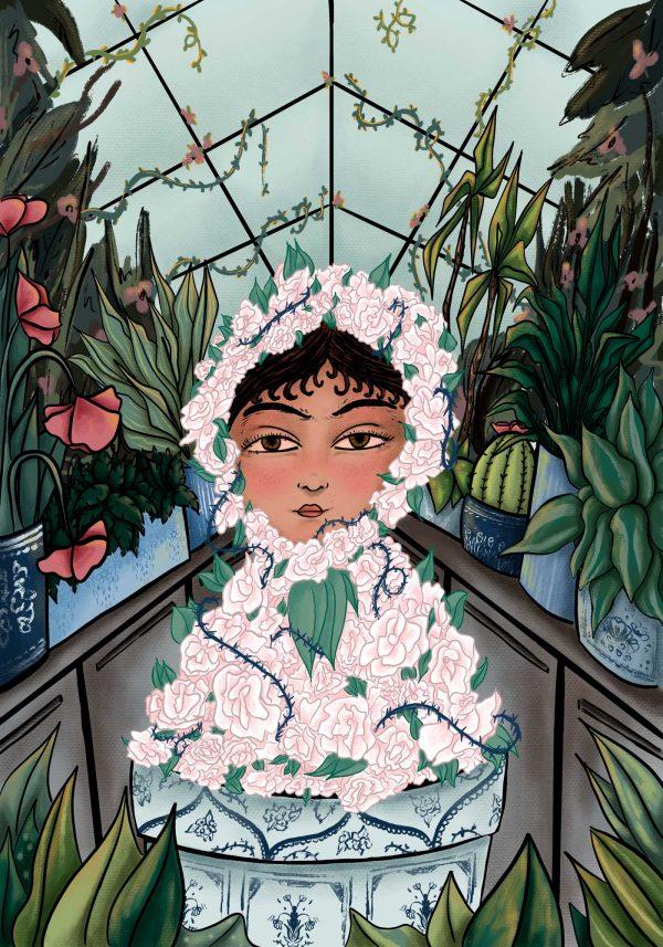 Illustration by Reyhaneh Mohammadi