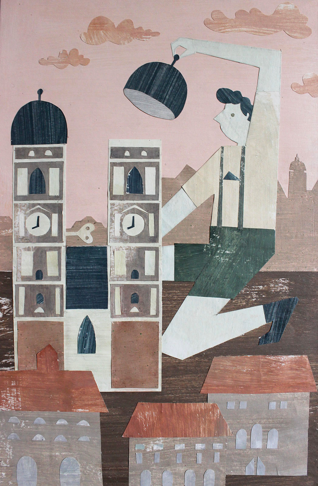Illustration by Sandra Kim