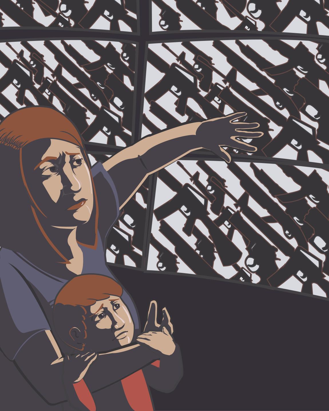 Illustration by Santiago A. Lopez