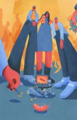 Illustration by Sarah Farquhar