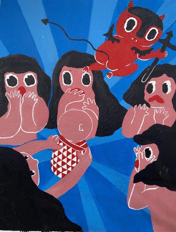 Illustration by Zoe Shen