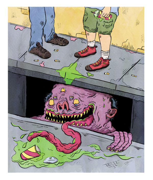 Illustration by Shira H.