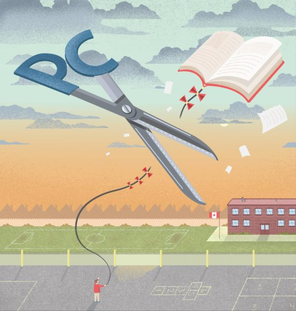 Illustration by Stefan Culum