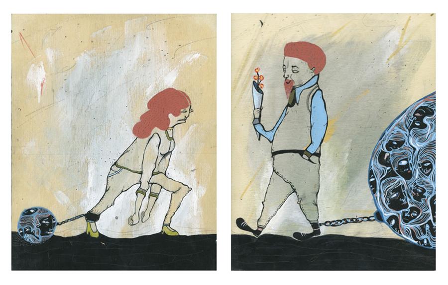 Illustration by Tabban Soleimani