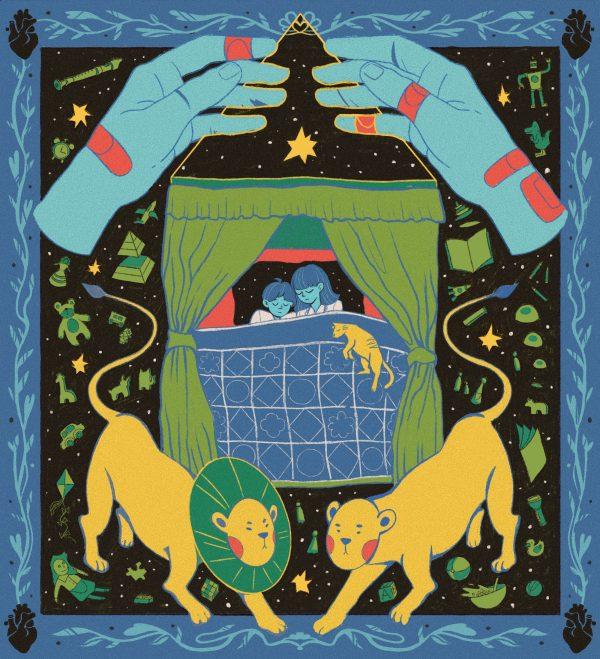 Illustration by Tenzin Tsering