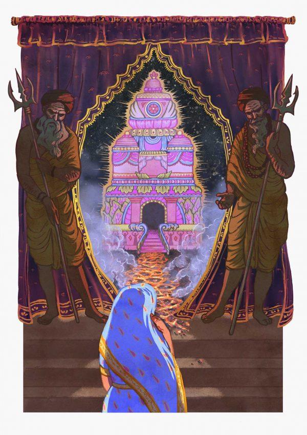 Illustration by Thamara Perera