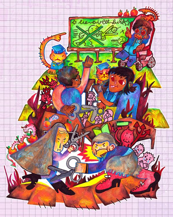 Illustration by Vincy Lim