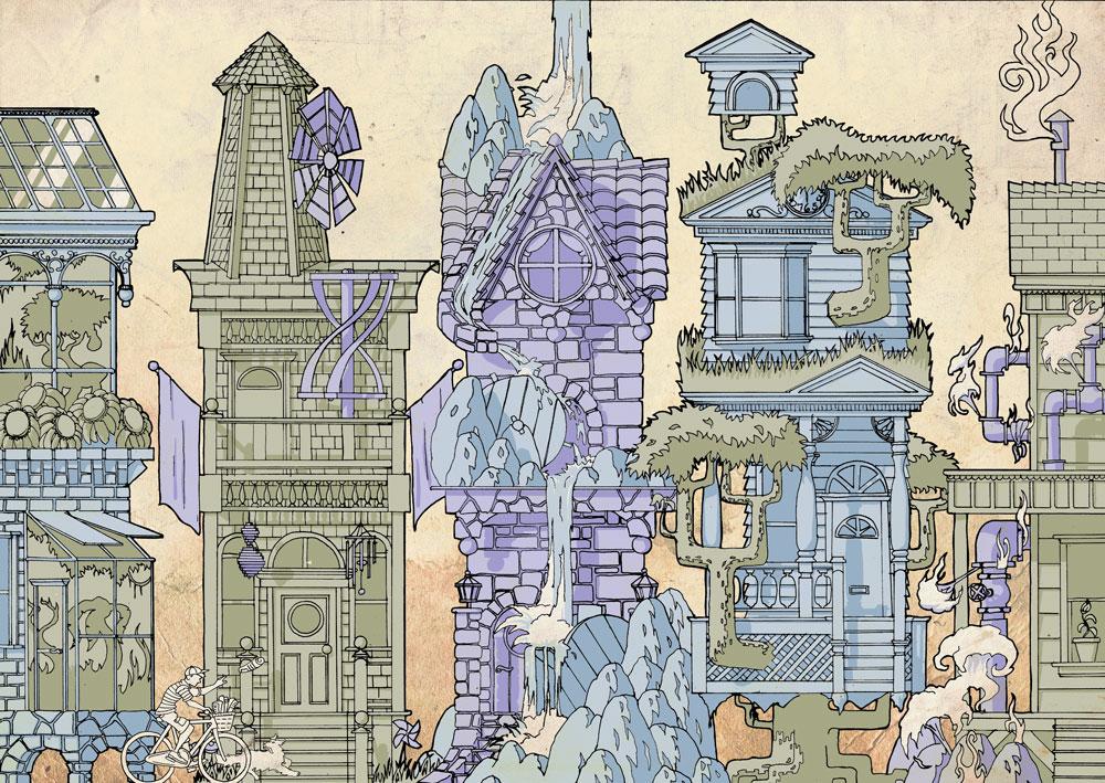 Illustration by Christopher Winkelaar