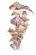 Illustration by Xiaoting Pang