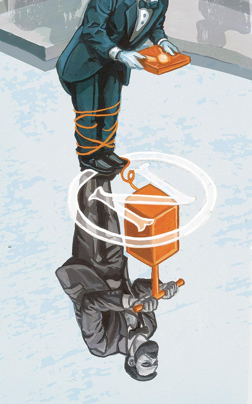Illustration by Zachary Monteiro