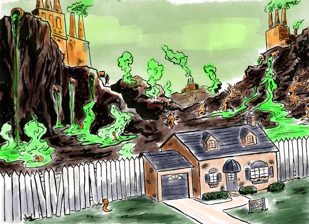 Illustration by Aaron Milard