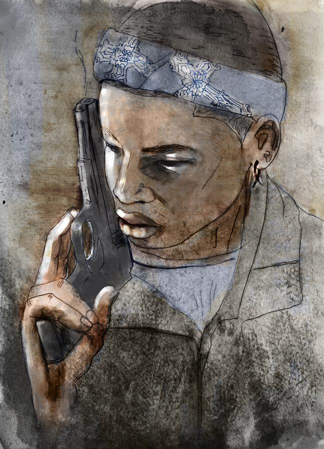 Illustration by Alisa Zaytseva