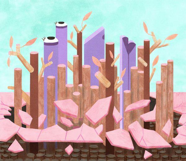 Illustration by Alizah Hashemy