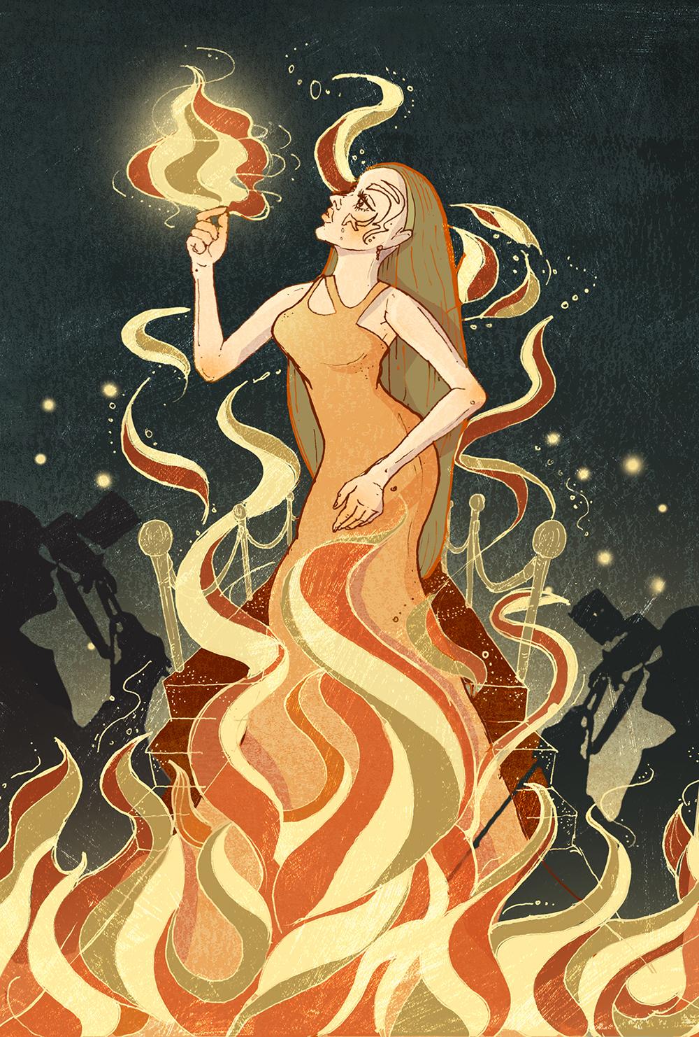 Illustration by Alwyn Tsang