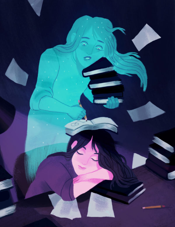 Illustration by Amelia Dolezal