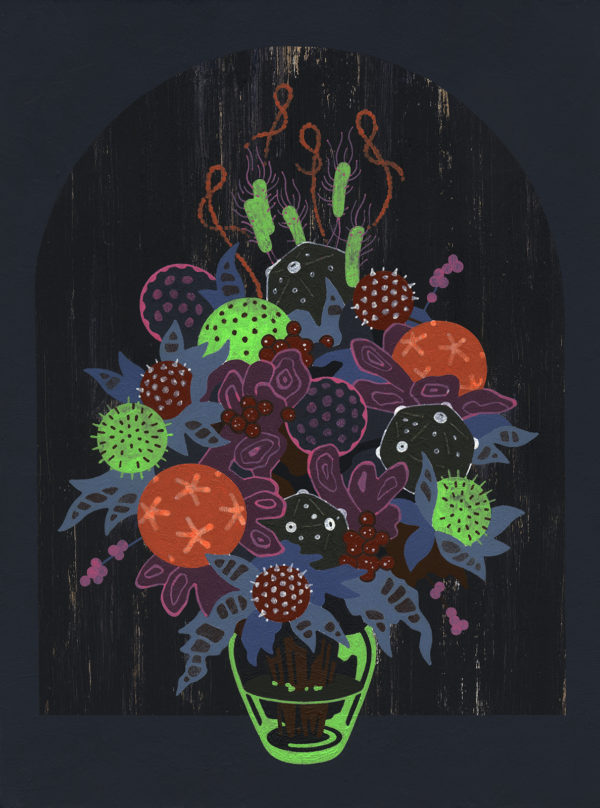 Illustration by Anna Balagur