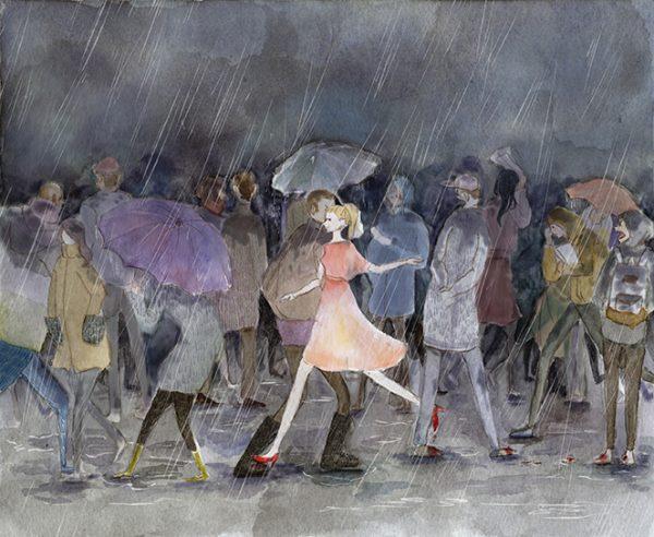 Illustration by Anna Kolotilenko