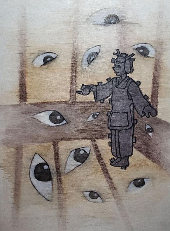 Illustration by Anna Yu