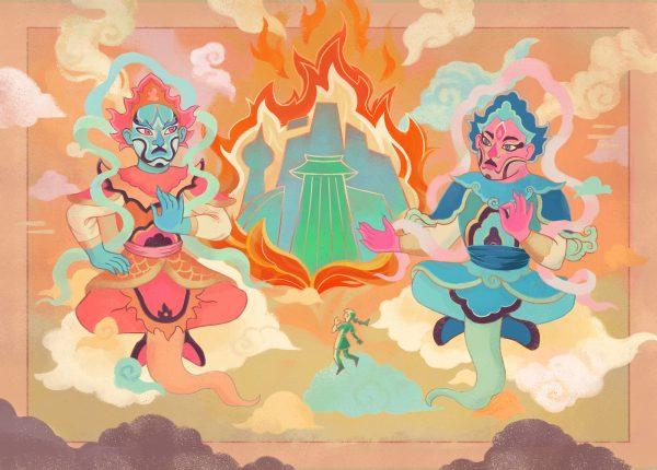 Illustration by Becky Wu