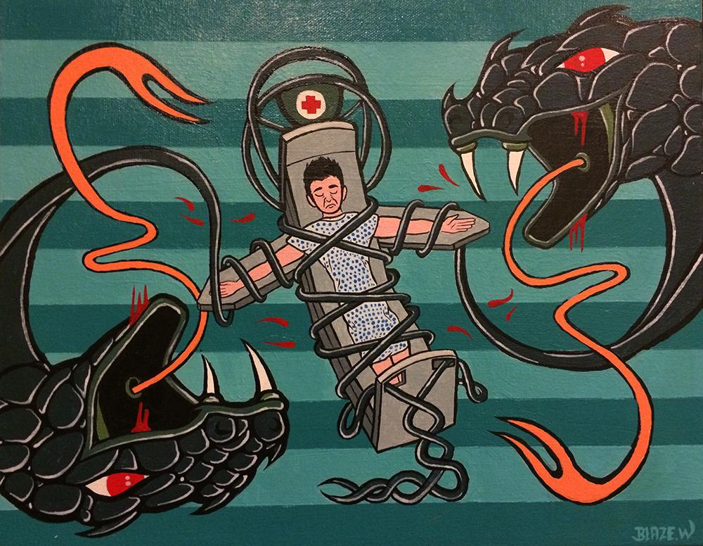 Illustration by Blaze Wiradharma