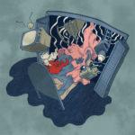 Illustration by Brett Martin