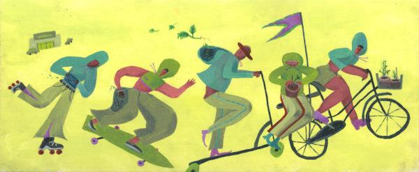 Illustration by Brian Jiang