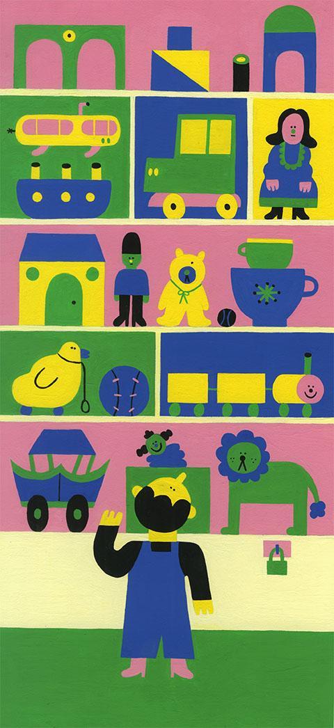 Illustration by Camilla Teodoro