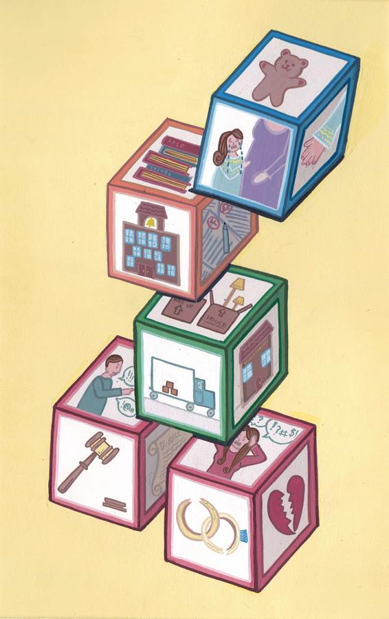 Illustration by Caroline Whelan