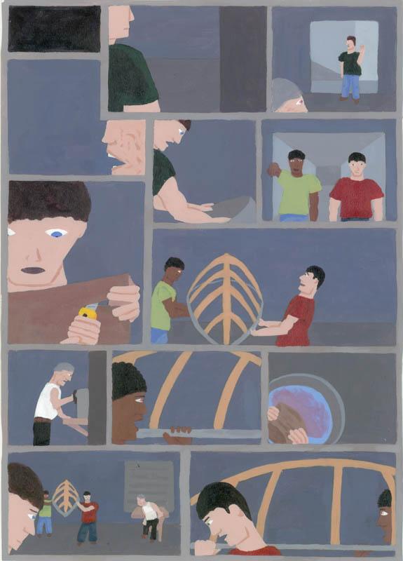 Illustration by Chad Cutler