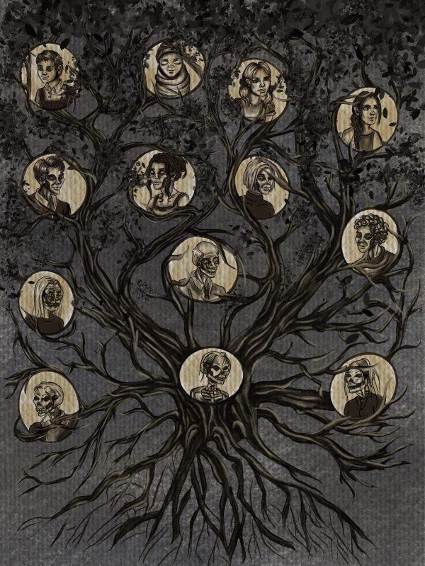 Illustration by Chloe Gifford