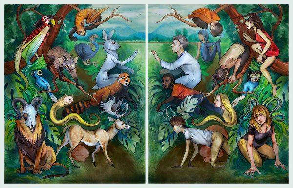 Illustration by Christine Kilfoil