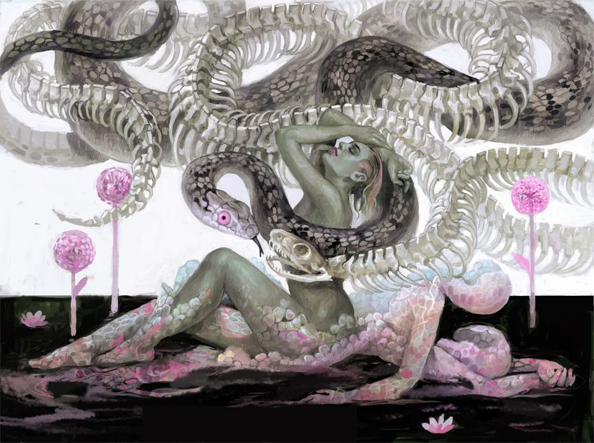 Illustration by Cindy Fan