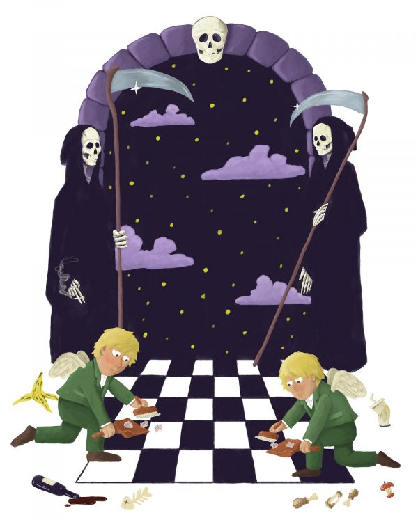 Illustration by Dan Waites