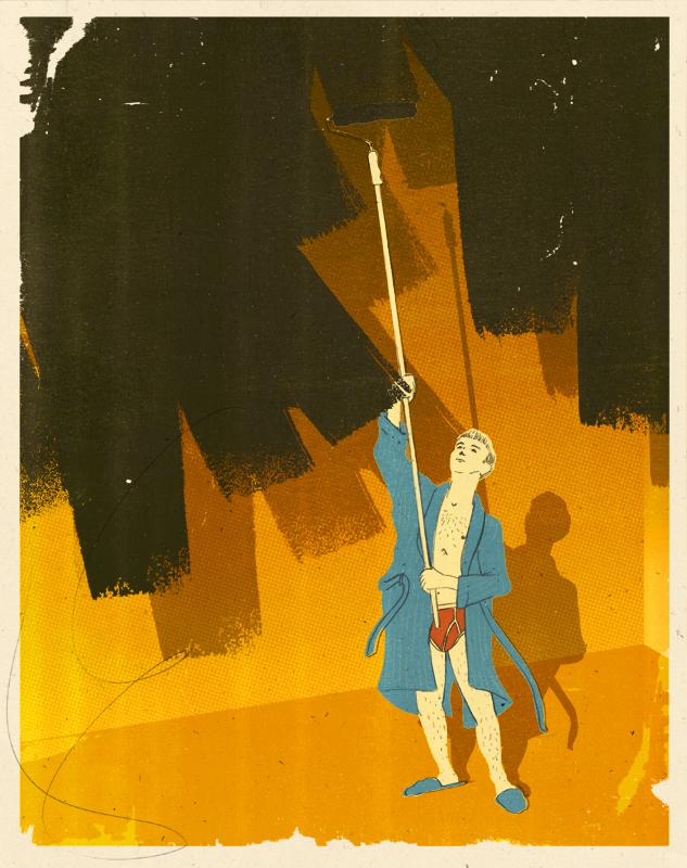 Illustration by Daniel Downey