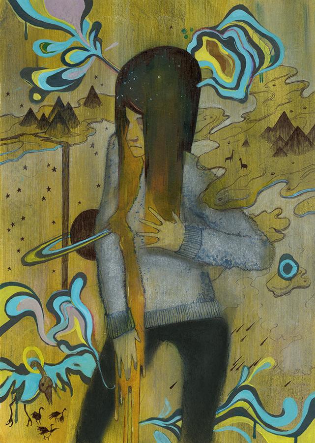 Illustration by Daniel Orellana