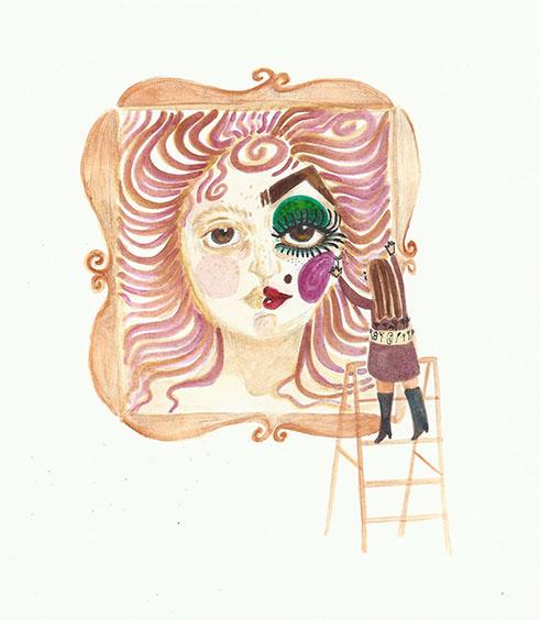 Illustration by Danielle Poitras