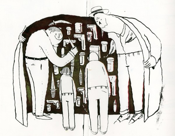 Illustration by Donald Clement