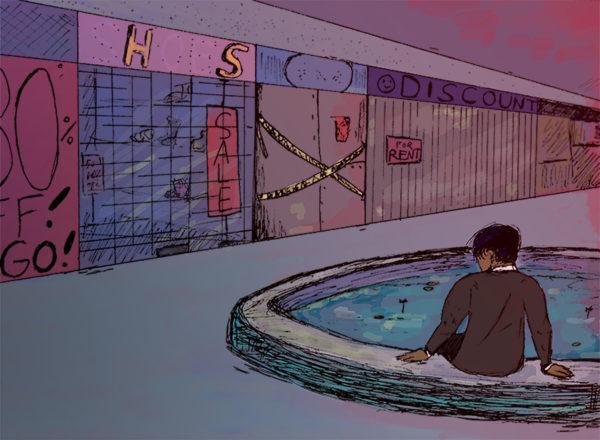 Illustration by Eldon Barrett